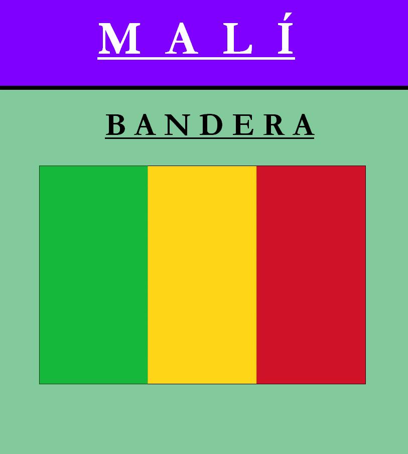 Escudo de BANDERA DE MALÍ