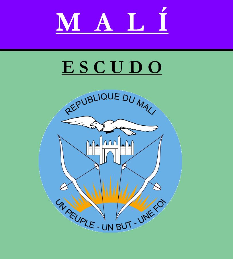 Escudo de ESCUDO DE MALÍ
