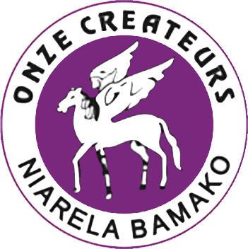 Escudo de A.S. ONZE CREATEURS (MALÍ)