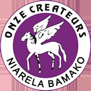 Escudo de A.S. ONZE CREATEURS