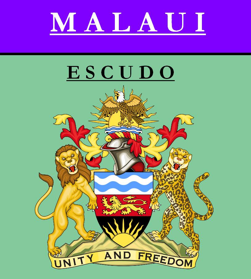 Escudo de ESCUDO DE MALAUI