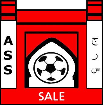 Escudo de A.S. SALÉ (MARRUECOS)