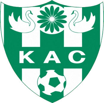 Escudo de KAC KENITRA (MARRUECOS)