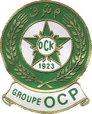 Escudo de OLYMPIQUE CLUB KHOURIBGA (MARRUECOS)