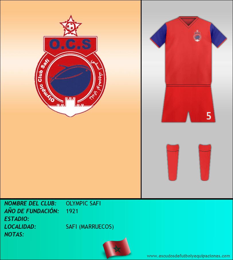 Escudo de OLYMPIC SAFI