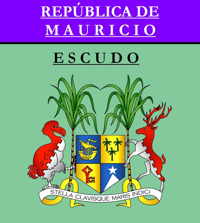 Escudo de ESCUDO DE MAURICIO