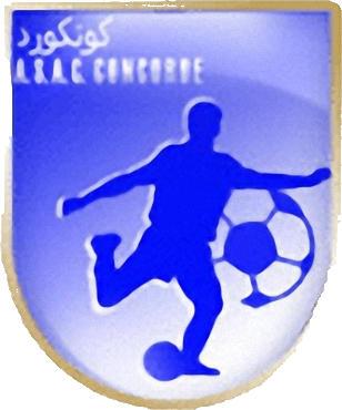 Escudo de ASAC CONCORDE (MAURITANIA)