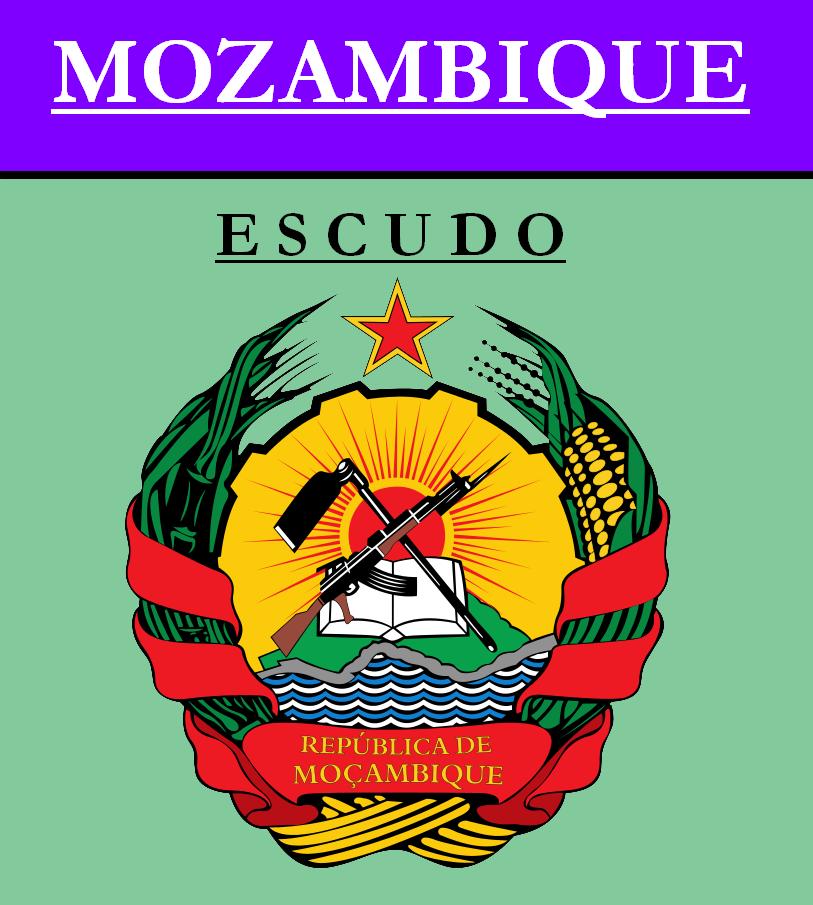 Escudo de ESCUDO DE MOZAMBIQUE