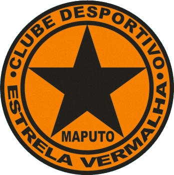 Escudo de CLUBE DESPORTIVO ESTRELA VERMALHA (MOZAMBIQUE)