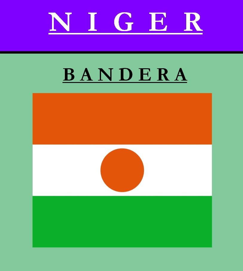 Escudo de BANDERA DE NÍGER