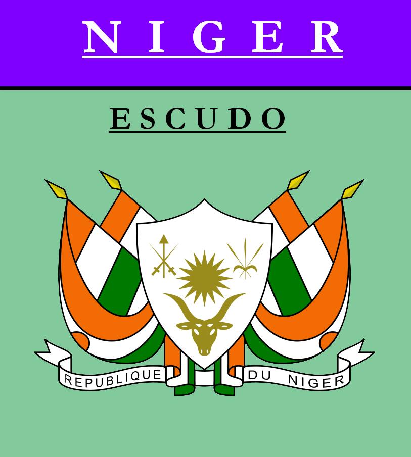 Escudo de ESCUDO DE NÍGER
