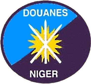 Escudo de AS DOUANES (NÍGER)
