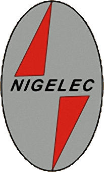 Escudo de AS NIGELEC (NÍGER)