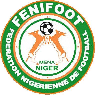 Escudo de SELECCIÓN NIGERIENSE FÚTBOL (NÍGER)