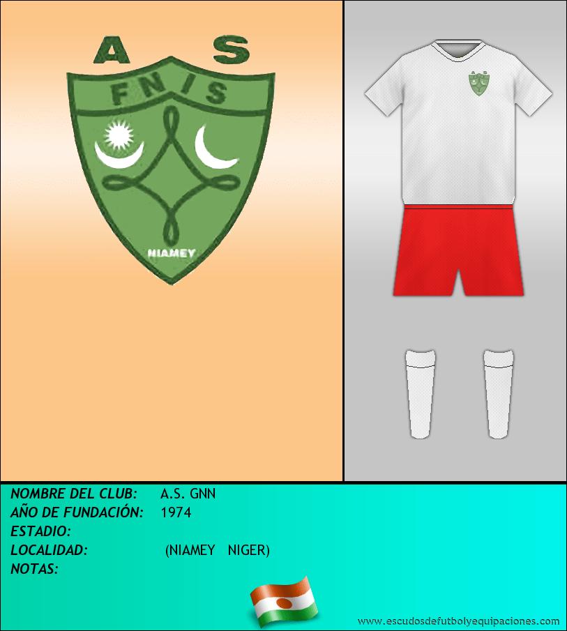 Escudo de A.S. GNN