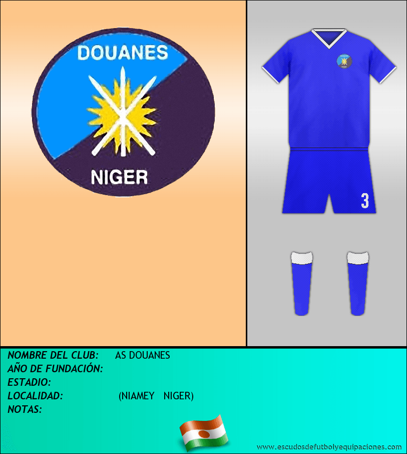 Escudo de AS DOUANES