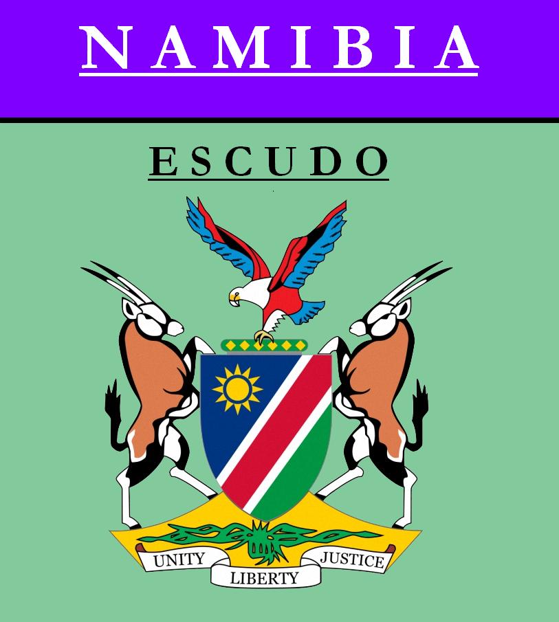 Escudo de ESCUDO DE NAMIBIA