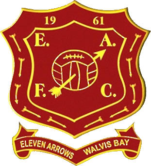 Escudo de ELEVEN ARROWS (NAMIBIA)
