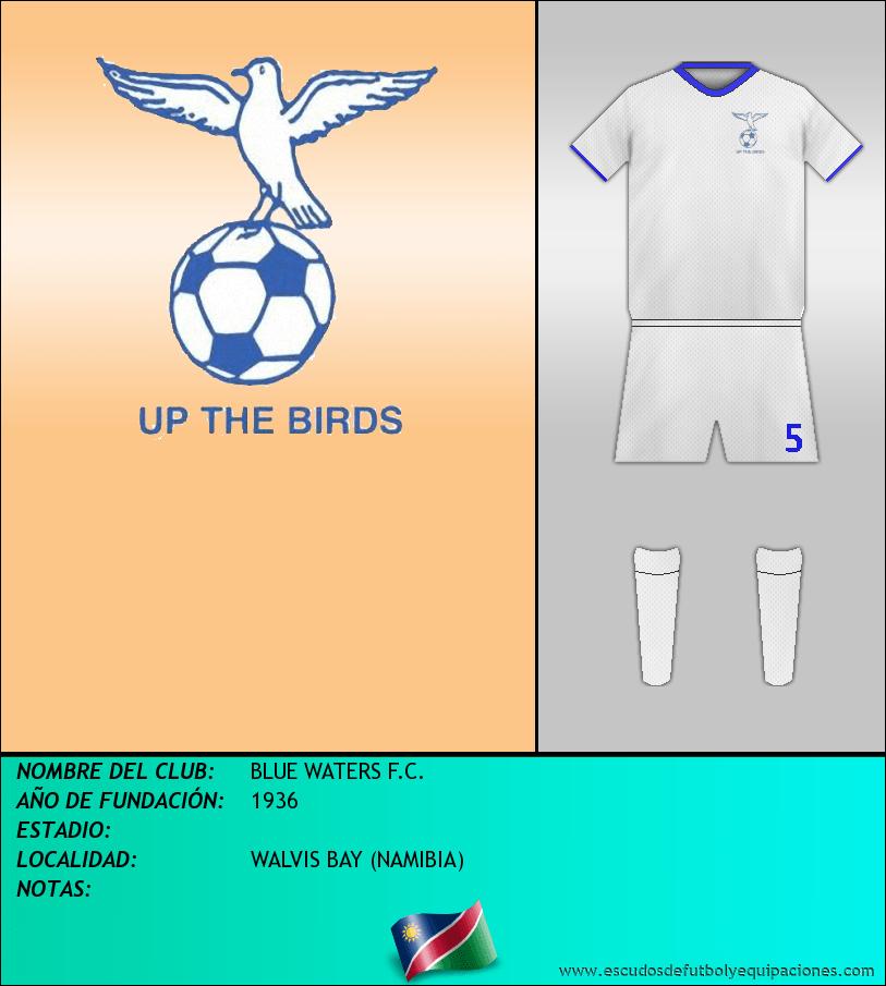 Escudo de BLUE WATERS F.C.