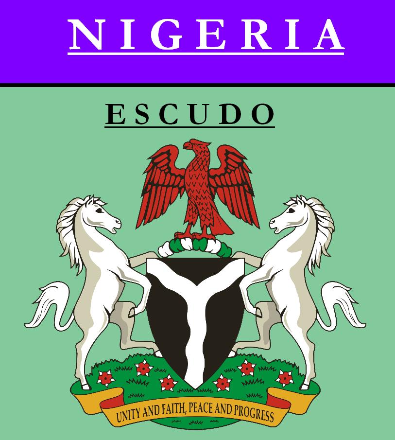Escudo de ESCUDO DE NIGERIA
