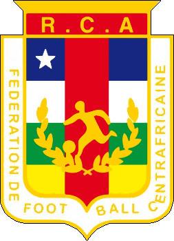 Escudo de SELECCIÓN DE REP. CENTROAFRICANA (REPÚBLICA CENTROAFRICANA)