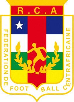 Escudo de SELECCIÓN FÚTBOL R. CENTROAFRICANA (REPÚBLICA CENTROAFRICANA)