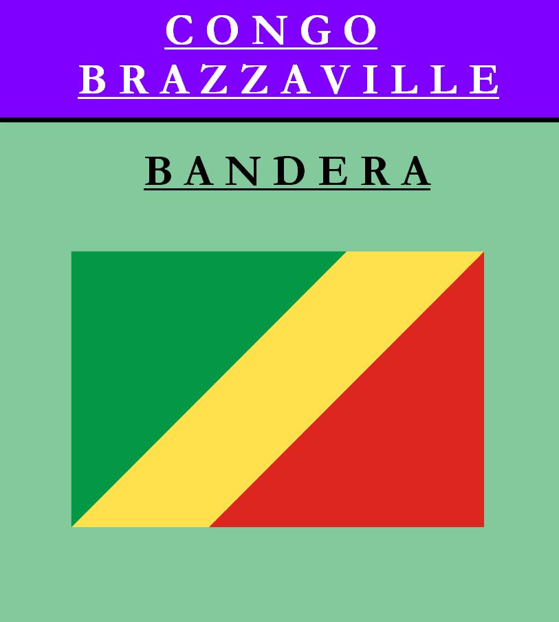 Escudo de BANDERA DE REPÚBLICA DEL CONGO