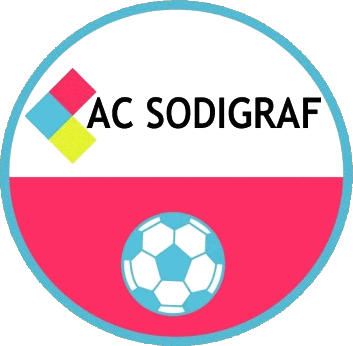 Escudo de AC SODIGRAF (REPÚBLICA DEMOCRÁTICA DEL CONGO)