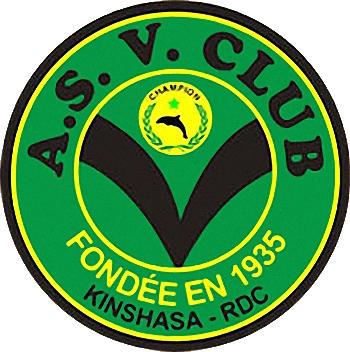 Escudo de AS VITA CLUB (REPÚBLICA DEMOCRÁTICA DEL CONGO)
