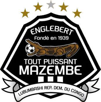 Escudo de TP MAZEMBE (REPÚBLICA DEMOCRÁTICA DO CONGO)