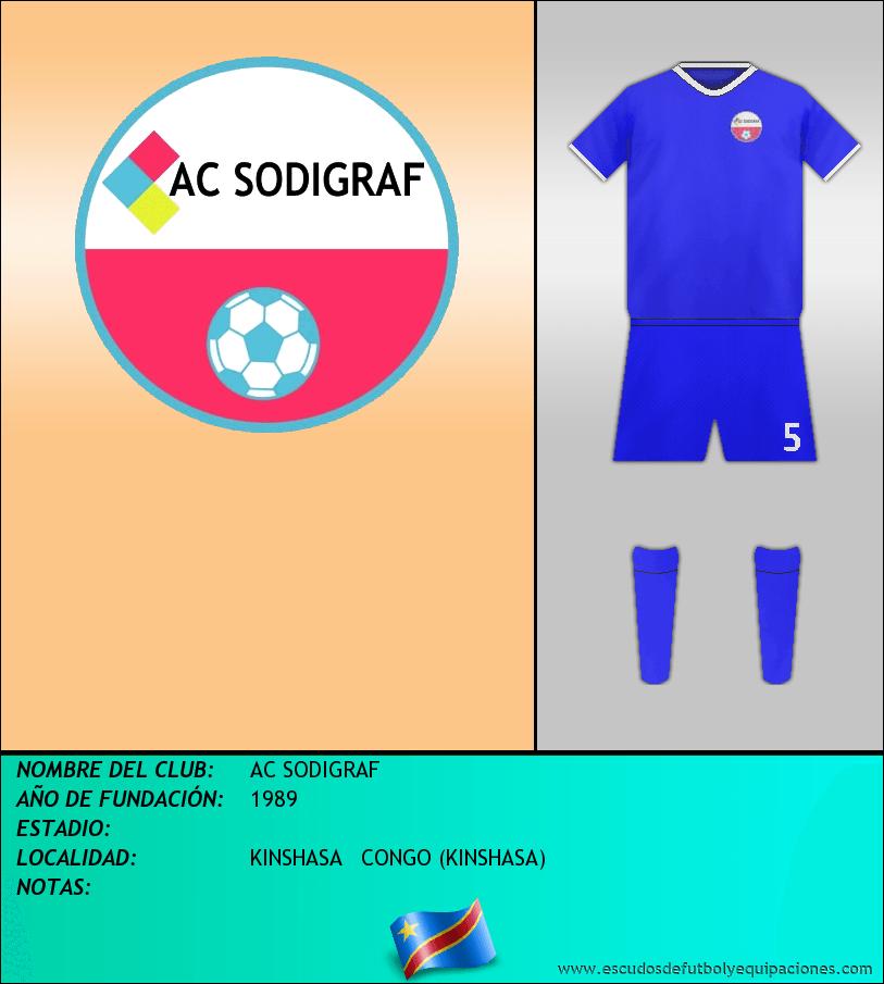 Escudo de AC SODIGRAF