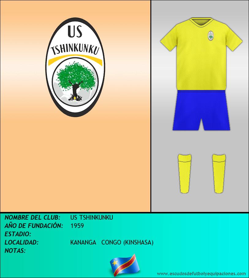 Escudo de US TSHINKUNKU
