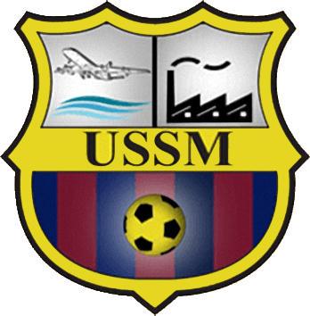 Escudo de U.S. SAINTE MARIENNE (REUNIÓN)