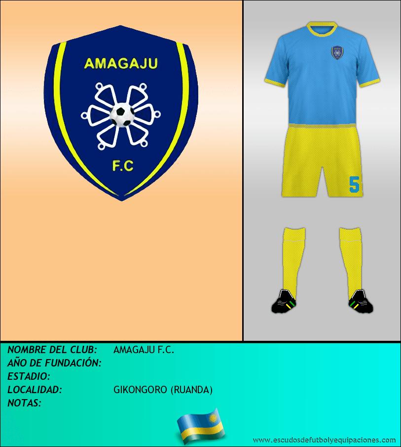 Escudo de AMAGAJU F.C.