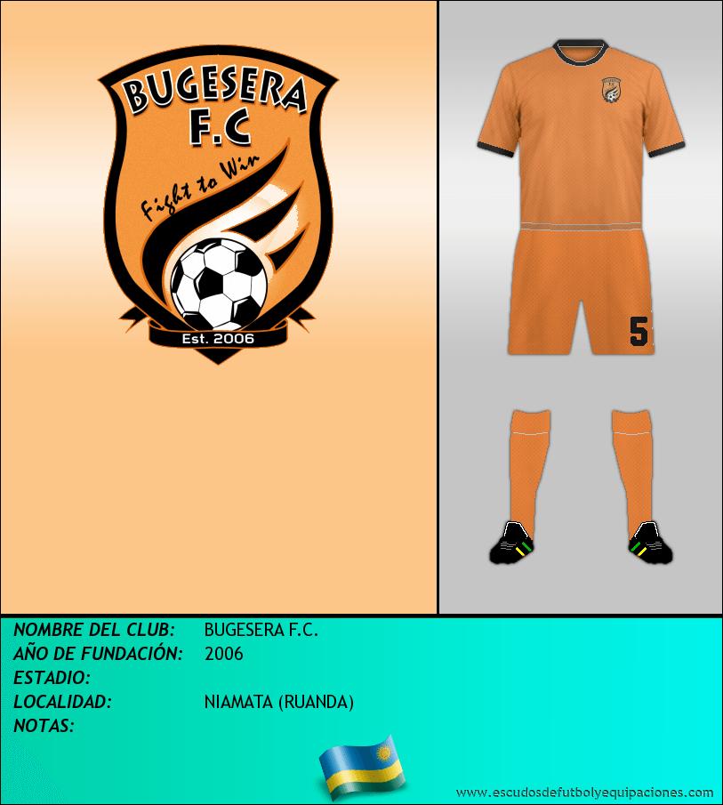 Escudo de BUGESERA F.C.