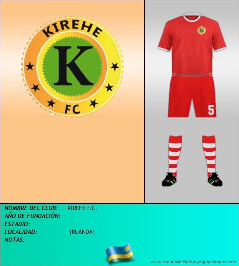 Escudo de KIREHE F.C.