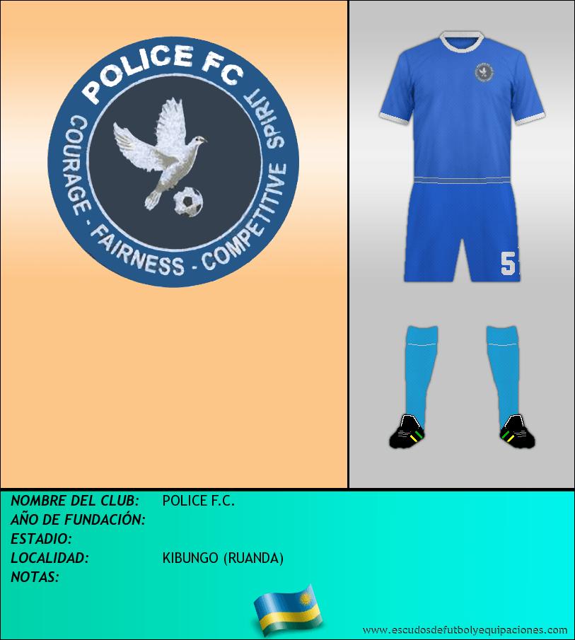 Escudo de POLICE F.C.
