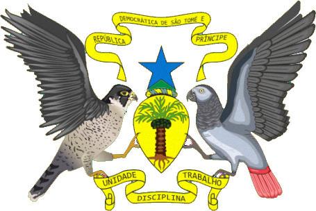 Escudo de SELECCIÓN DE SANTO TOMÉ Y PRINCIPE (SANTO TOMÉ Y PRÍNCIPE)