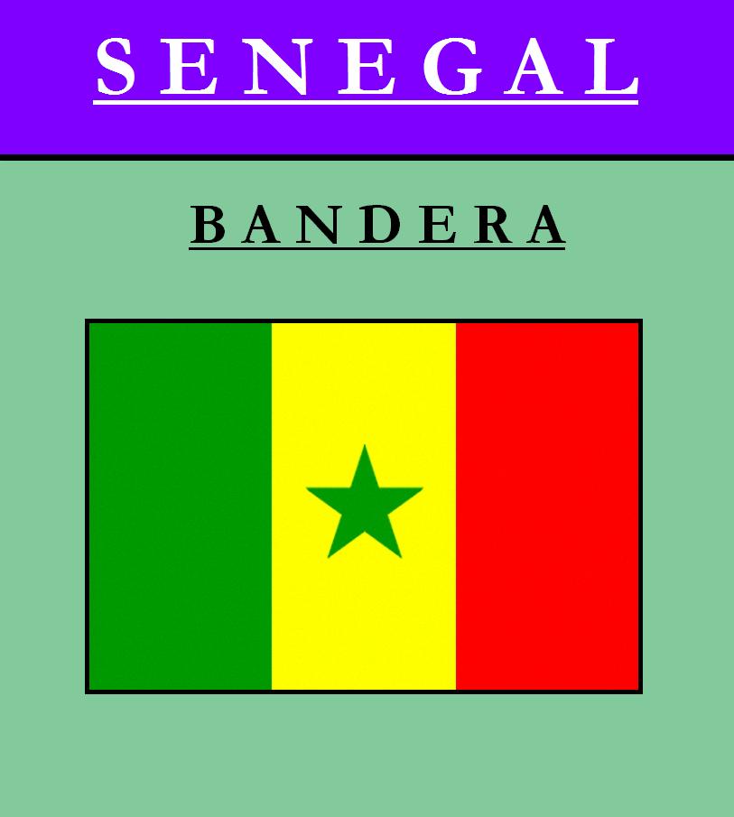 Escudo de BANDERA DE SENEGAL