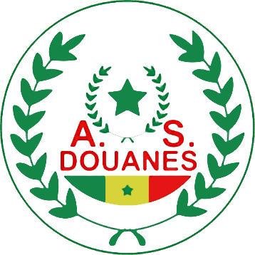 Escudo de A.S. DOUANES (SENEGAL)