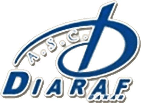Escudo de A.S.C. DIARAF (SENEGAL)