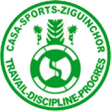 Escudo de CASA SPORT DE ZIGUINCHOR (SENEGAL)