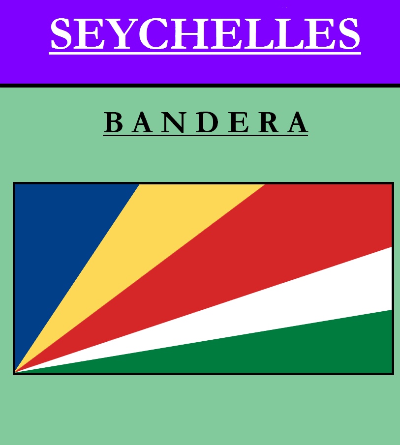 Escudo de BANDERA DE SEYCHELLES