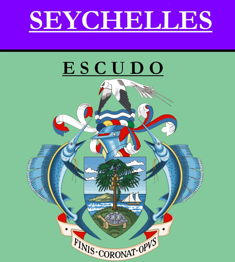 Escudo de ESCUDO DE SEYCHELLES
