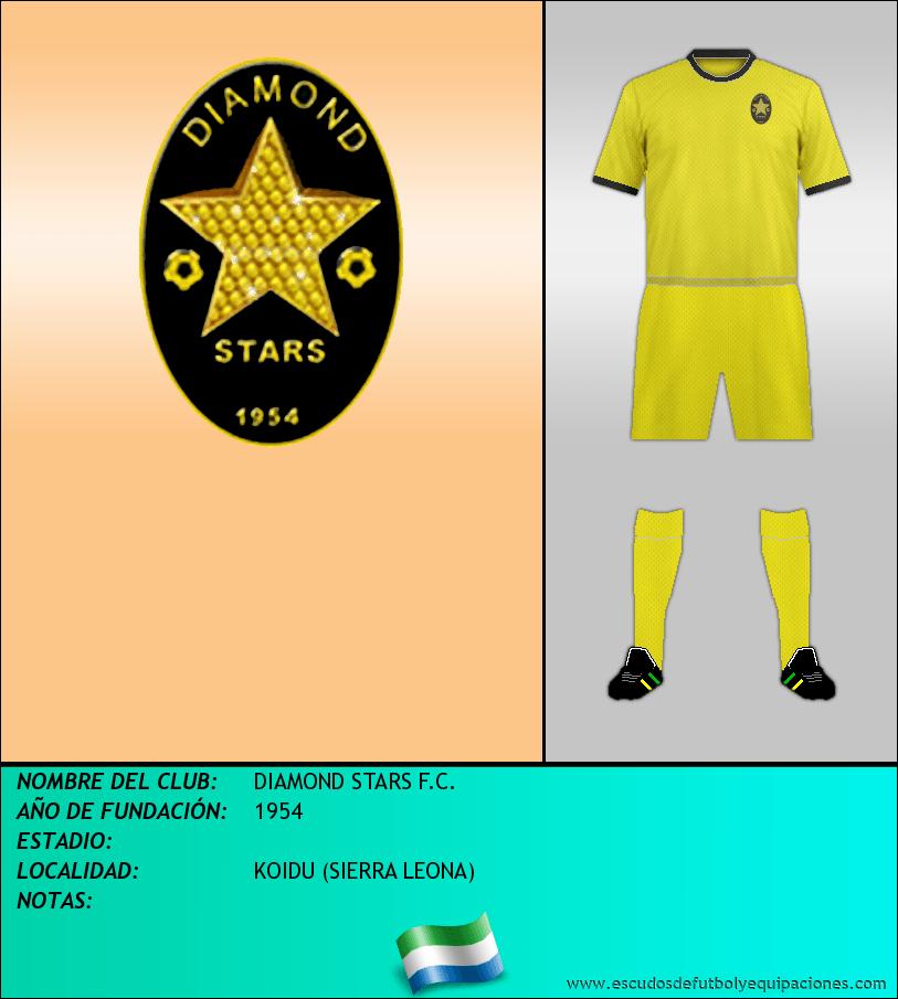 Escudo de DIAMOND STARS F.C.