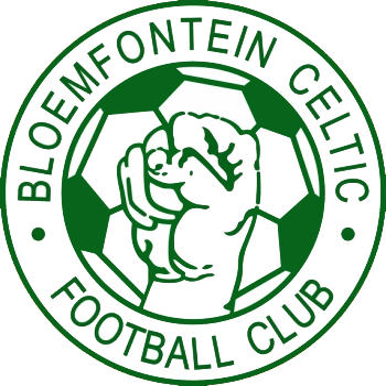 Escudo de BLOEMFONTEIN CELTIC FC (SUDÁFRICA)
