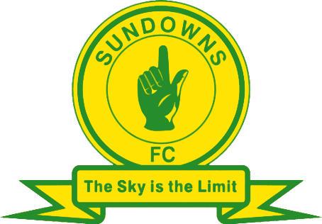 Escudo de MAMELODI SUNDOWNS FC (SUDÁFRICA)