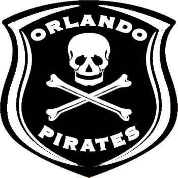 Escudo de ORLANDO PIRATES FC (SUDÁFRICA)