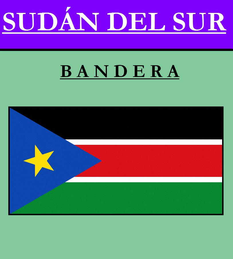 Escudo de BANDERA DE SUDÁN DEL SUR