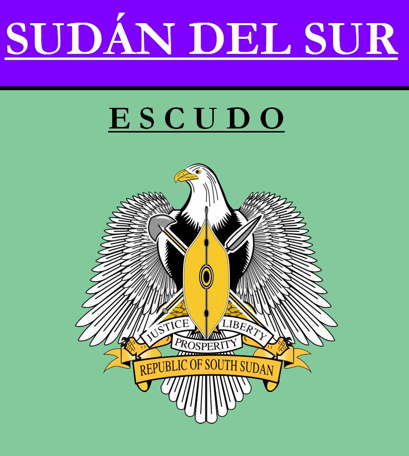 Escudo de ESCUDO DE SUDÁN DEL SUR